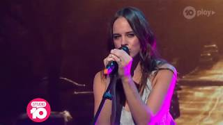 Bonnie Anderson Performs Her New Single 'Sorry'   Studio 10