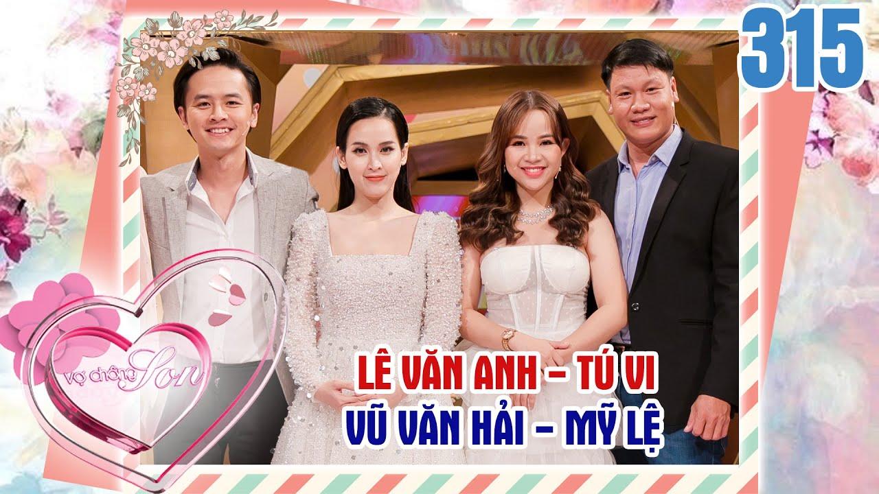 Vợ Chồng Son | Tập 315 FULL | Văn Anh ghen tuông với Lam Trường và khó chịu khi Tú Vi hôn bạn diễn