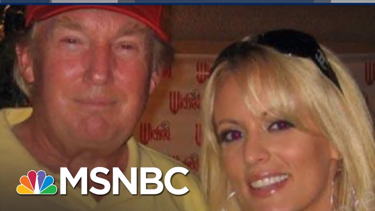 By Denying Porn Star Payment, Donald Trump May Ruin His Own NDA | The Beat With Ari Melber | MSNBC thumbnail