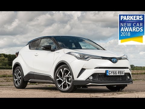 Toyota C-HR SUV Review Video