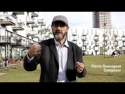GRAND ENSEMBLE - interview with composer Pierre Sauvageot