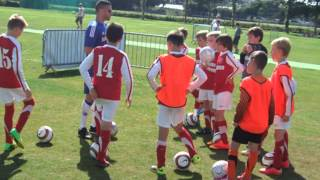 preview picture of video 'St Peter F.C. Year 5 - BWCI Guernsey Tournament - 2014'