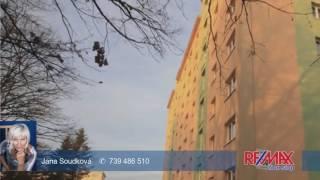 Pronájem bytu 2+1/B v OV v Mostě, ul. Jaroslava Vrchlického