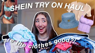 SHEIN TRY ON HAUL*must Have Clothes*