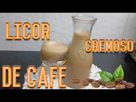 Licor Cremoso de Café
