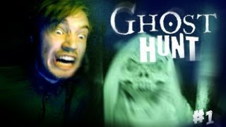 PEWDIEPIE GOES GHOSTHUNTING! - Let's Play - Ghost Hunt 2 - Part 1