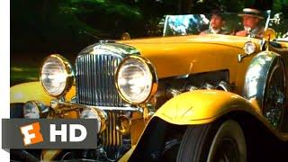The Great Gatsby (2013) - Gatsbys Wild Ride Scene (3/10) | Movieclips
