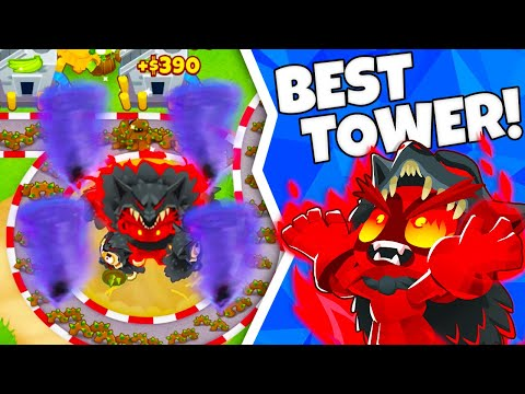 Bloons TD 6 | The NEW Most OVERPOWERED Tower in BTD6