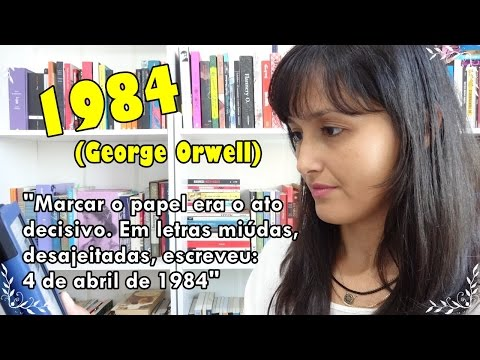 1984 (George Orwell) #VEDA #1
