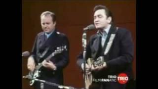 Johnny Cash - I Walk the Line - Live at San Quentin (Good sound quality)