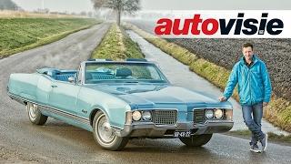 Uw Garage: Oldsmobile Ninety Eight Convertible (1968)