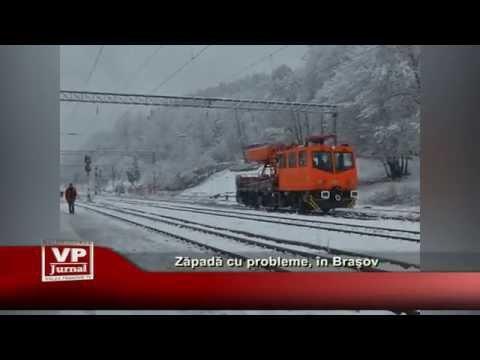 Zapada cu probleme, in Brasov