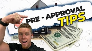 Tips on getting pre-approved for a mortgage loan in 2021 - first time home buyer
