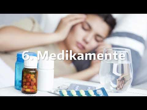Symptome und Ursachen einer Darmträgheit