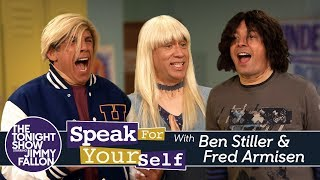 Speak for Yourself with Ben Stiller and Fred Armisen - Video Youtube