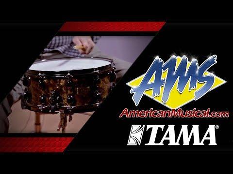 Tama SLP G Maple Snare Drum - American Musical Supply - American