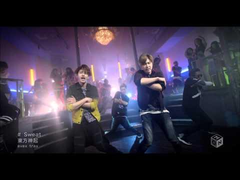 TVXQ - Sweat