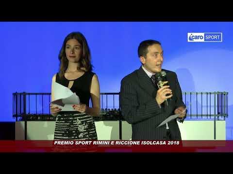 Preview video Icaro Sport. Premio Sport Rimini e Riccione Isolcasa 2018!