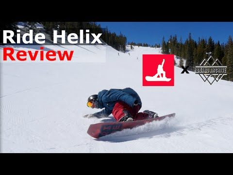 Ride Helix – Snowboard Review