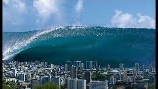 5 Biggest Tsunami Caught On Camera
