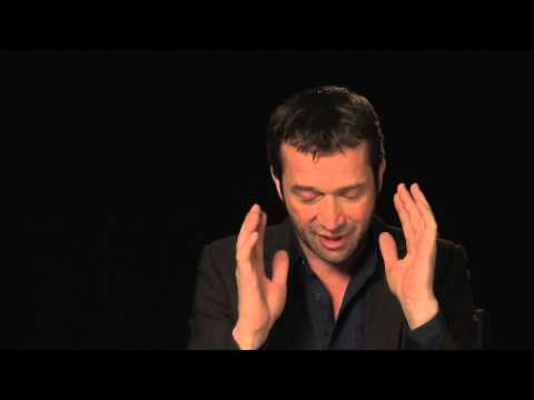 The Following - James Purefoy interview
