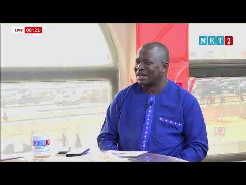 THE DIALOGUE WITH HON. ALEXANDER AKWASI ACQUAH - NPP PC, ODA CONSTITUENCY (NOVEMBER 25, 2020)