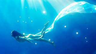 Relaxing Music. Healing Dolphins Songs + Alpha Binaural Beats for Study, Meditation, Deep Sleep