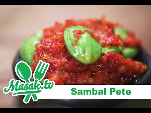 Video Sambal Pete | Sambal #038