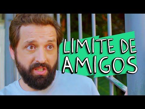 LIMITE DE AMIGOS