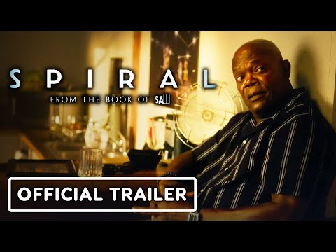 Spiral: From the Book of Saw - Official Trailer 2 (2021) Chris Rock, Samuel L. Jackson