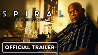 Spiral: From the Book of Saw (2021) Video