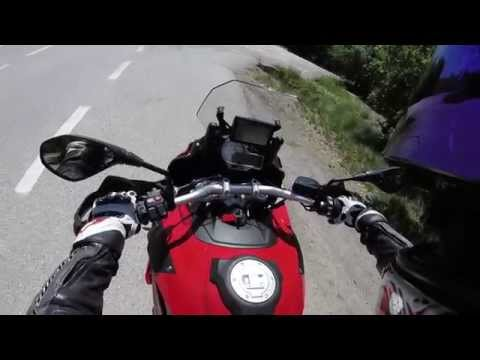 BMW S 1000 XR - 2015 first ride. The 160 bhp adventure-sport motorcycle from BMW Motorrad