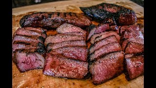 Grilled Sirloin Picanha On The Weber