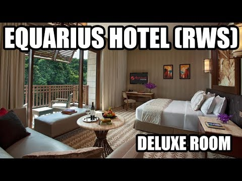 Equarius Hotel Deluxe Room (Resorts World Sentosa)