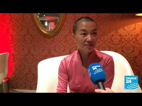 Femme chinoise recherche français