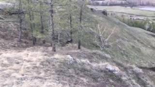 Авария на горах