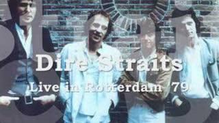 Dire Straits - Eastbound train [Rotterdam -78]