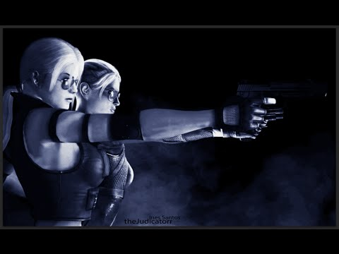 Mortal Kombat X (Cassie Cage Vs Sonya Blade)