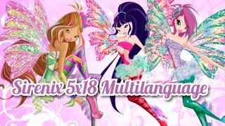 Winx Club - Sirenix 5x18 Multilanguage