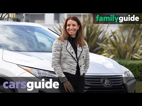 Lexus RX 2018 review: 350L