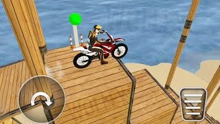 Tricky Wheels 2017 (by Tapinator) FINALE - Android Gameplay HD - Extreme Motor Bike Games