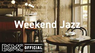 Weekend Jazz: Pragtige ontspannende jazzmusiek vir stresverligting - Koffiewinkel Musiek-atmosfeer