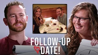 Melissa & Eric Went on a 7 HOUR Date 😍   Tell My Story, Blind Date