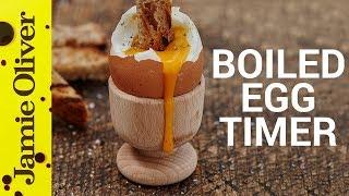 Boiled Egg Timer