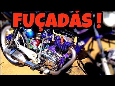 MOTOS FUÇADAS  MEXIDAS E MODIFIDAS !🚀