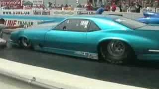 Andy Jensen 4.01 @ Motor Mile Dragway