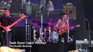 The Doobie Brothers - Dark Eyed Cajun Woman