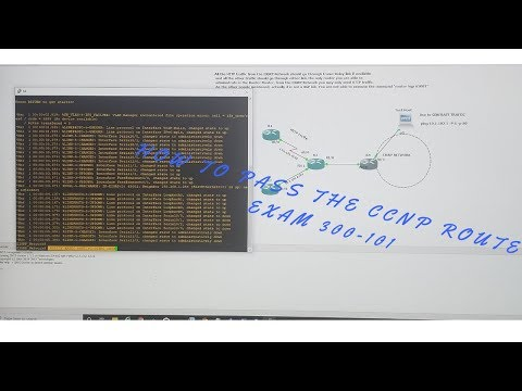 How to Pass the CCNP ROUTE EXAM 300-101 - YouTube