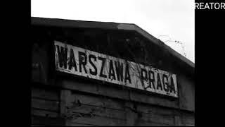 CZASY PRL-u 1972r. WARSZAWA-PRAGA