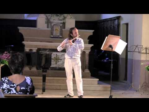 Carnival of Venice for flute and piano